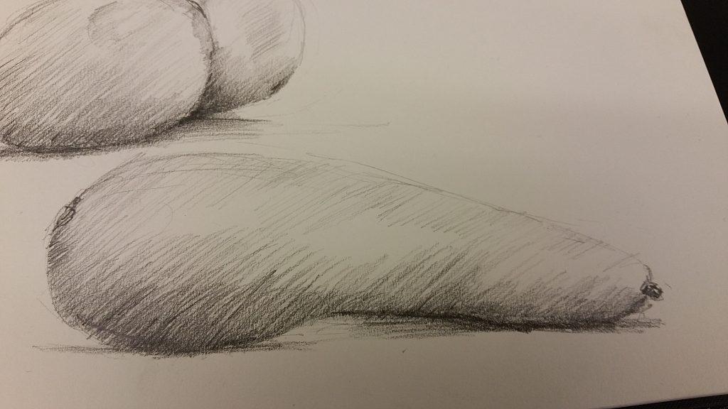 Pear - 2B Pencil
